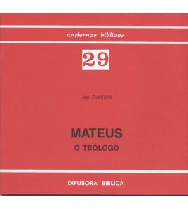 MATEUS, O TEÓLOGO