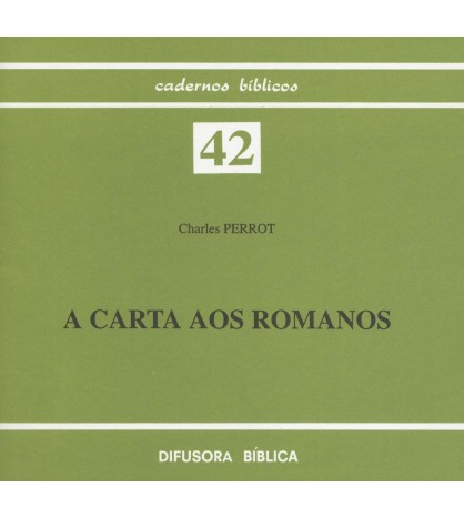 A CARTA AOS ROMANOS