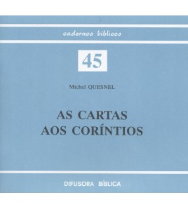 AS CARTAS AOS CORÍNTIOS