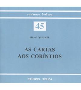 AS CARTAS AOS CORÍNTIOS