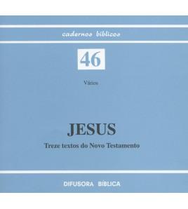 JESUS-TREZE TEXTOS DO NOVO TESTAMENTO