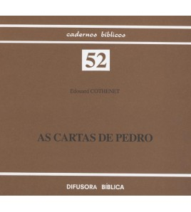 AS CARTAS DE PEDRO