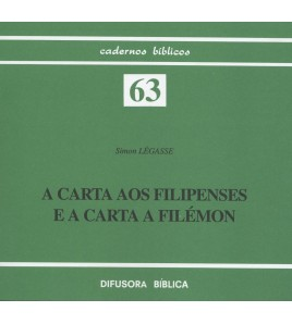 A CARTA AOS FILIPENSES E A CARTA A FILÉMON