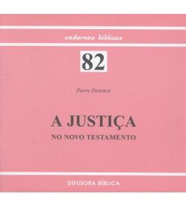 A JUSTIÇA NO NOVO TESTAMENTO