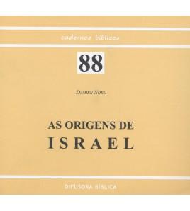 AS ORIGENS DE ISRAEL