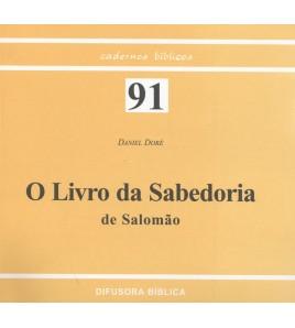 O LIVRO DA SABEDORIA SALOMÃO