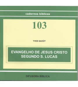 EVANGELHO DE JESUS CRISTO...