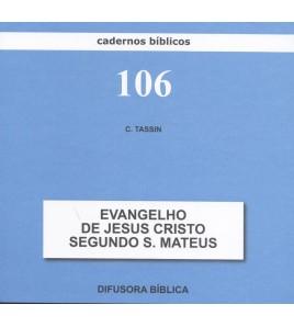 O EVANGELHO DE JESUS CRISTO...
