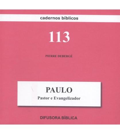 PAULO, PASTOR E EVANGELIZADOR