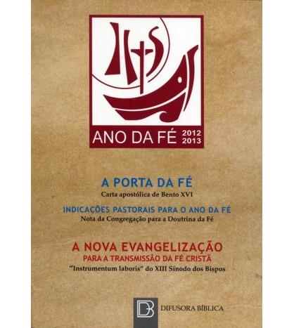 ANO DA FE 2012/2013