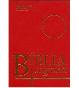 BÍBLIA SAGRADA DOURADA