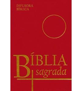 BÍBLIA SAGRADA ALTAR DOURADA
