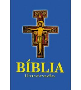 BÍBLIA SAGRADA ILUSTRADA –...