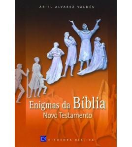 ENIGMAS DA BÍBLIA NOVO...