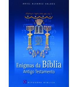 ENIGMAS DA BÍBLIA ANTIGO...