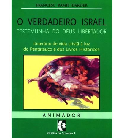 O VERDADEIRO ISRAEL ANIMADOR