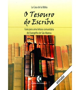O TESOURO DO ESCRIBA ANIMADOR
