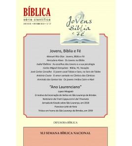 """27-Revista Científica """"Jovens, Bíblia e Fé"""""""