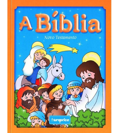 A BÍBLIA-NOVO TESTAMENTO