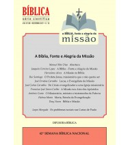 A Bíblia, Fonte e Alegria da Missão