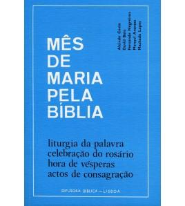 MÊS DE MARIA PELA BÍBLIA