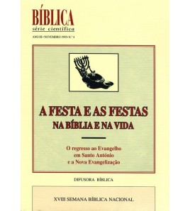 A FESTA E AS FESTAS NA...