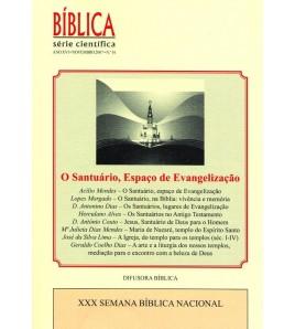 O SANTUÁRIO, ESPAÇO DE EVANGELIZAÇÃO
