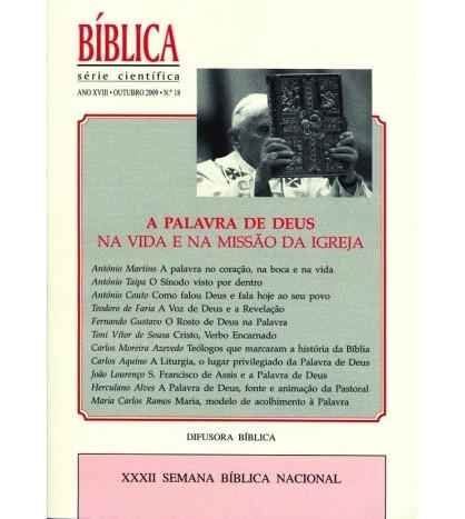 A PALAVRA DE DEUS, NA VIDA E NA MISSÃO DA IGREJA
