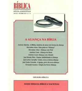 A ALIANÇA NA BÍBLIA