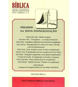 DESAFIOS DA NOVA EVANGELIZAÇÃO