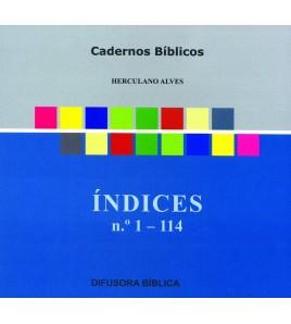 ÍNDICES Nº 1 - 114