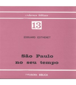 S. PAULO NO SEU TEMPO