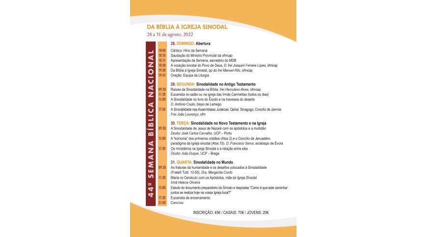 ATIVIDADES BÍBLICAS 2021